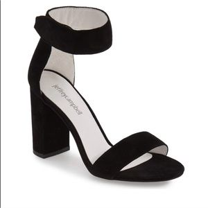 NEW Jeffrey Campbell Lindsay Suede Sandals